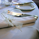 tablecloth and napkin linen rental