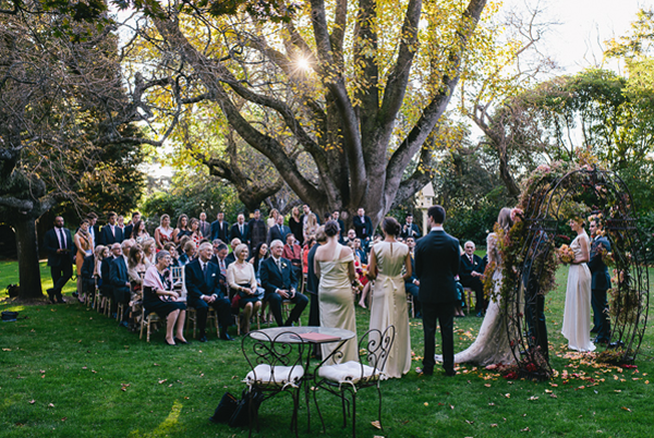 5 Fabulous Fall Outdoor Wedding Ideas