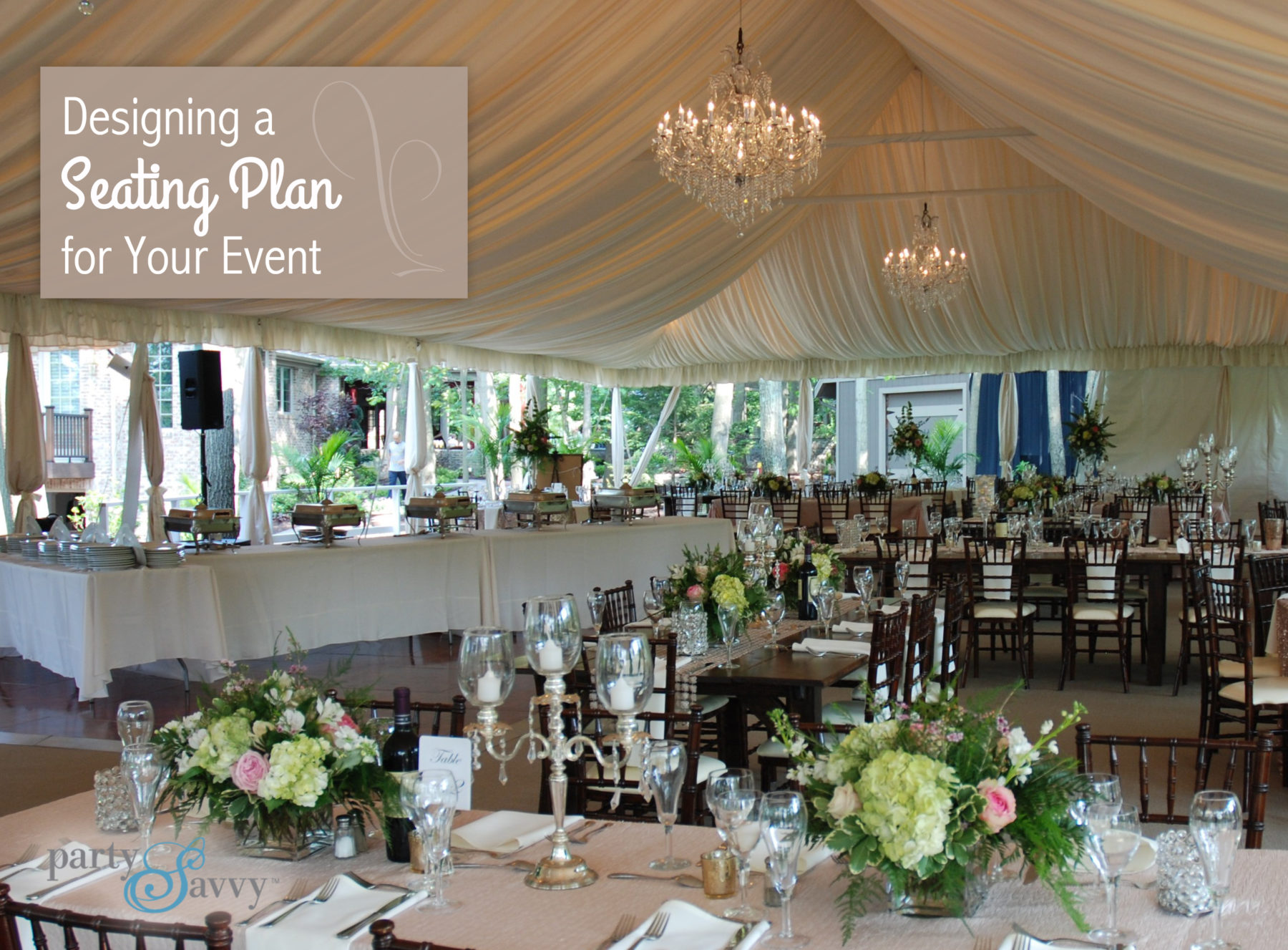 Designing A Seating Plan For Your Event Partysavvy