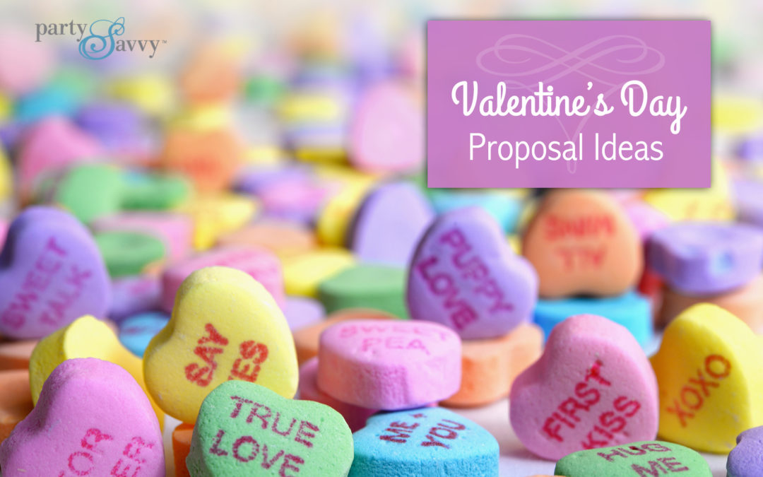 Valentine's Day Wedding Proposal Ideas She (or He) Won't See Coming!