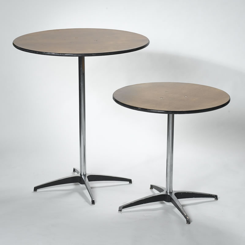 Stand Up Tail Table Al High Top Tables Partysavvy