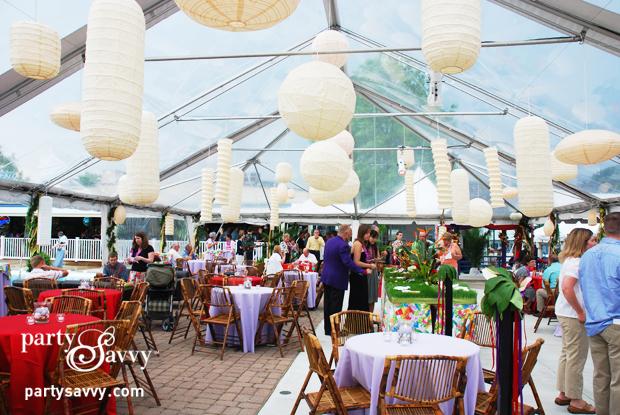 Fox Chapel Yacht Club Wedding Reception