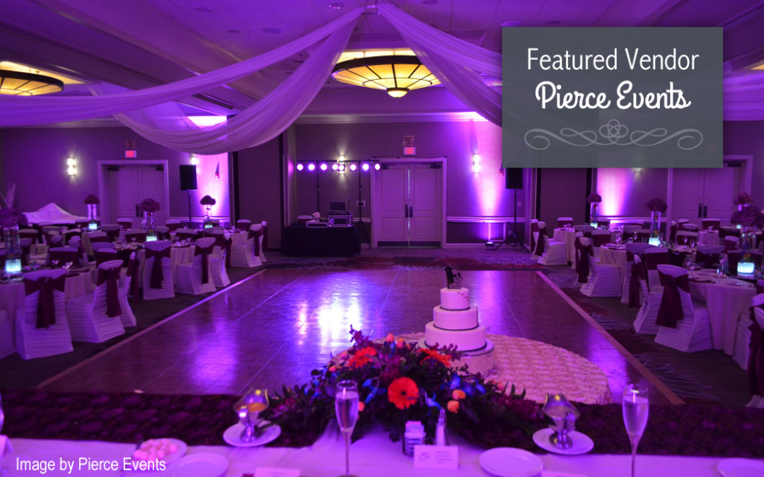 PartySavvy Featured Vendor: Pierce Events