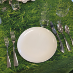 """6¼""""Lilly Luncheon Plate"""