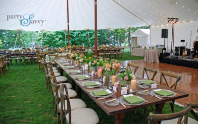 Labor Day Weekend Luxury Wedding