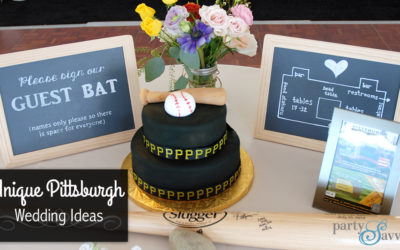 Unique Pittsburgh Wedding Ideas