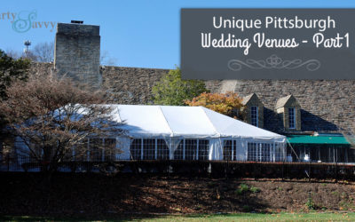 Unique Pittsburgh Wedding Venues – Places with Great Outdoor Spaces