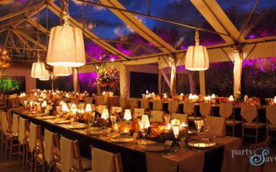 Moody & Elegant Fall Wedding